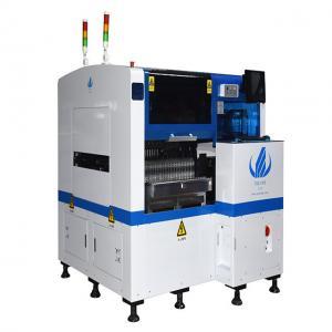 Cheap Two Module PCB Pick And Place Machine LED Production Line HT-E5D High Precision wholesale