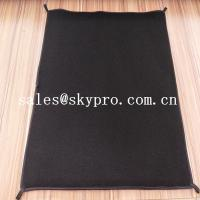 China Soft Ok Fabric Tricot High Quality Lining Polyester Looped Fabric Neoprene Fabrics on sale