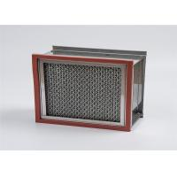 Cheap High Efficiency Ventilation System Best Hepa Filter Air Purifier Cheap China Hepa Air Filter wholesale