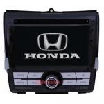 Cheap Honda City 2009 car dvd player with gps navigation system wholesale