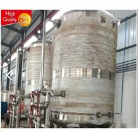Cheap Commercial Ro Water Purifier Tank , 10000 Litre Stainless Steel Water Tanks wholesale