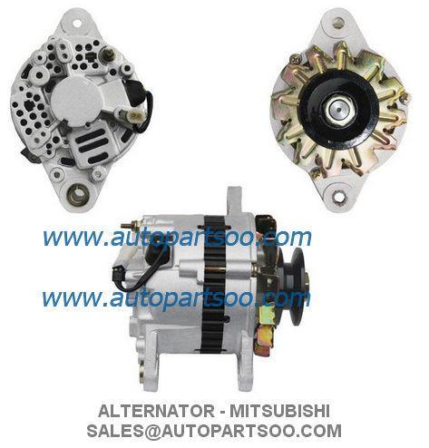 Quality A2T01683 A2T01583 - Mitsubishi Alternator 12V 65A Alternadores 4D55 for sale