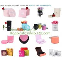 Cheap Chocolate Food Gift Box Packaging Wedding Invitation Paper Box Foldable wholesale