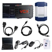 China VXDIAG Multi Auto Diagnostic Tool for Full Brands HONDA/GM/VW/FORD/MAZDA/TOYOTA/PIWIS/Subaru/VOLVO/ BMW/BENZ on sale
