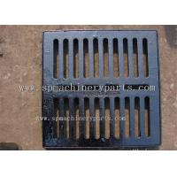 Cheap Top-Rated EN124 ductile cast iron manhole cover and gully grate from factory wholesale