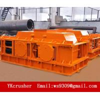 Convenient Mining Rock Crusher / Coal Tooth Roll Crusher Large Capacity