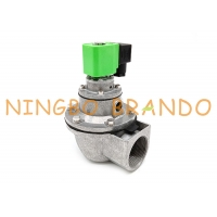 China DMF-Z-40S 1-1/2'' Inch Right Angle Type Dust Collector Pulse Jet Valve on sale