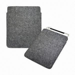 Cheap Basic Eco-friendly FELT Sleeve for iPad wholesale
