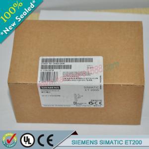 Cheap SIEMENS S7-ET200 6ES7193-6AF00-0AA0 / 6ES71936AF000AA0 wholesale