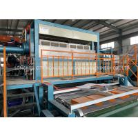 Cheap Large Capacity Automatic Paper Pulp Tray Machine / Egg Tray Manufacturing Machine wholesale