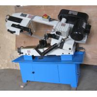 Cheap Automatic Rebar Coupler Machine , High Effeciency Bandsaw Cutting Machine wholesale