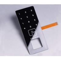 Cheap Flat Capacitive Touch Panel For Intelligent Password Electronic Door Lock wholesale