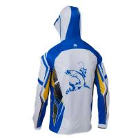 Cheap Anti UV Breathable Outdoor Fishing Clothing Hooded Fishing Jersey Multi Purpose wholesale