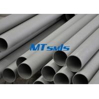 Buy cheap DN20 Sch10s 1.4306 / 1.4404 Stainless Steel Seamless Pipe With Annealed Surface from wholesalers