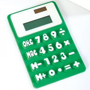 Cheap silicone calculator, solar energy silicone calculator wholesale