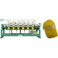 """Cheap 6 Head 9 Needle Tubular Embroidery Machine With Dahao 5"""" LCD Monitor wholesale"""
