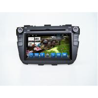 China Android Double Din Car DVD Player With Navigation Media System For KIA Sorento 2013 on sale