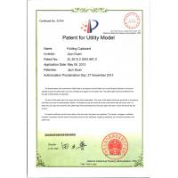 Luoyang Forward Office Furniture Co.,Ltd Certifications