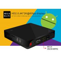 Cheap i68 Smart TV Box HD RK3368 64 Bits Android 5.1 HD2.0  4K * 2K@ 60fps Display wholesale