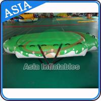 Cheap 3.3m X 2.1m Digital Printing UFO Inflatable Water Boat Customized Color for sale