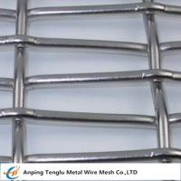 Cheap Slot Hole Crimped Wire Mesh|for Agricultural and Construction wholesale