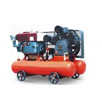 Cheap 30l/33l//55l portable air compressor with diesel engine from China coal group wholesale