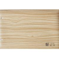 Buy cheap Kitchen Cabinet Wood Grain Adhesive Film , Self Adhesive PVC Decorative Film from wholesalers