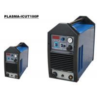 China 100A Portable Inverter Plasma Cutting Machine Three Phase For Metal Sheet Cutting on sale