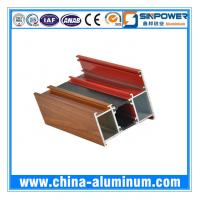 Cheap Extruded Thermal Break Aluminum Profile for Sliding Window China wholesale