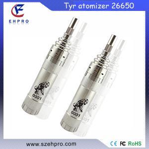 Cheap Stainless Steel Mechanical Mod E Cigarette OEM 26650 510 threading wholesale