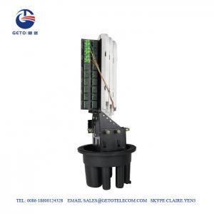 Cheap Waterproof 144 Cores FTTB Dome Fiber Optic Splice Closure wholesale