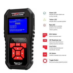 Cheap TFT Colorful Screen Obd2 Car Engine Tester Handheld KW850 Konnwei Scan Tool wholesale