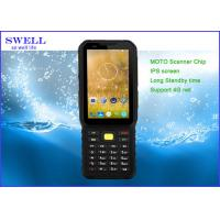 Cheap OEM ODM Military Spec Scanner Rugged Nfc Dual Sim 4g Android 5.1 Phone With LTE WCDMA wholesale