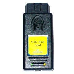 China Vehicle Diagnostic Equipment VAG Dash COM 1.65 For Odometer / EEprom Data on sale