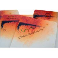Cheap Double Window Custom Packaging Envelopes Multi Colors Autumn Full Printing wholesale
