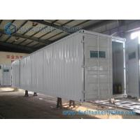 50000 L Mobile Refuel Station Container , ISO 40FT Oil Storage Tank