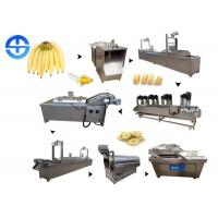 Cheap Industrial Banana Chips Frying Machine 100kg/H Capacity CO / ISO Certification wholesale