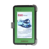 Cheap ALK Original CareCar C68 diagnostic scanner CareCar C68 OBD2 scan wholesale
