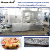 Polypropylene Automatic Thermoforming Machine Within Full Cover
