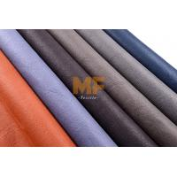Cheap Bonding Textured Home Decorating / Home Upholstery Fabrics 320 Gsm Water Proof wholesale