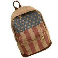 Cheap Printed Chamois Leather Kids Sports Backpack  / Travelling Backpacks For Girls wholesale