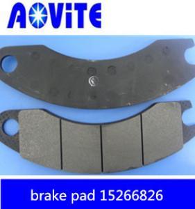 Cheap Chinese supplies Terex brake lining kit 15266826 wholesale