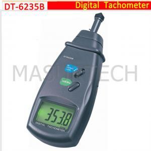 Cheap Contacting Digital Engine RPM Tachometer DT-6235B  wholesale