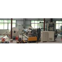 380V Toilet Paper Production Line Non - Stop Rewinding Machine With High Speed