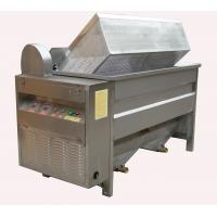 Cheap 380v Automatic Discharging Food Frying Machine For Potato Chips / Fish Fryer wholesale