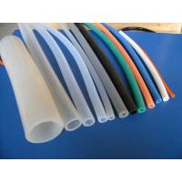 Cheap Oil Resistant High Temperature Silicone Tubing / Industrial Silicone Pipe wholesale