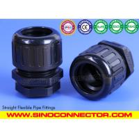 Cheap Polyamide IP68 Waterproof Straight Fittings for Flexible Conduits wholesale