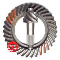 Quality Gleason Spiral Bevel Gear for CA Jie Fang Transmission System Rear Axle 20CrMnTiH for sale