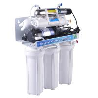Cheap 400 GPD Reverse Osmosis System Water Treatment Microcomputer Control wholesale
