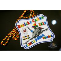 Buy cheap Bespoke medailles Carnivalorden Metal Award Medals, Soft Enamel With Epoxy With from wholesalers